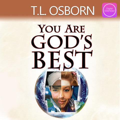 You Are God's Best! - Digital Book