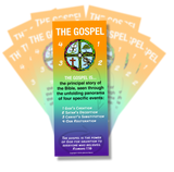 Gospel Icon Bookmark - Pack of 25