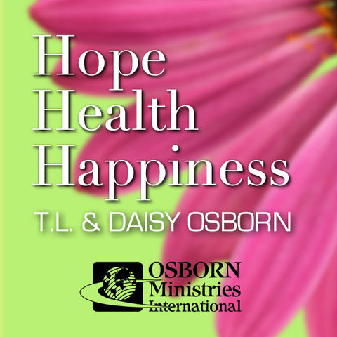 Hope Health Happiness - CD