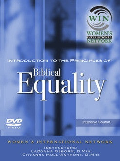 Introduction to the Principles of Biblical Equality Course - DVD (17)