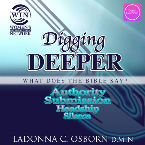 Digging Deeper 8 Part Series Digital Download