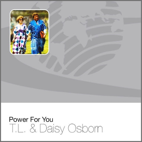 Power For You - Audio CD