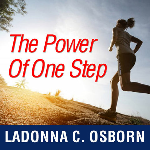 The Power of One Step - Audio CD