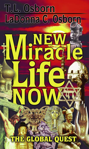 New Miracle Life Now - Paperback