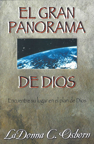 God's Big Picture - Paperback | Spanish