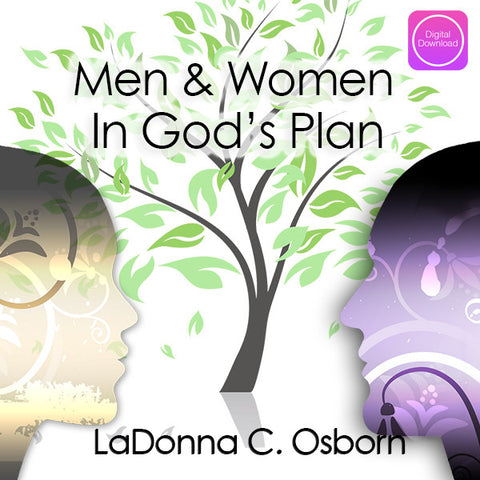 Men & Women in Gods Plan - Digital Audio