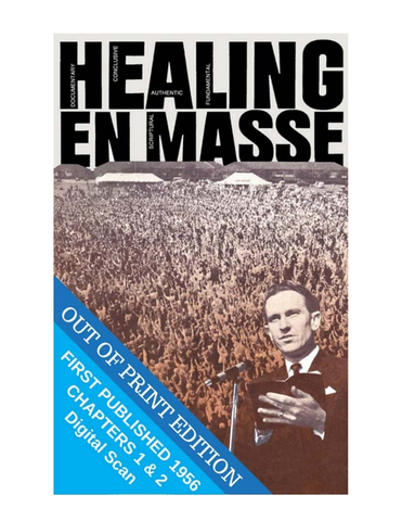 Healing En Masse - Digital Book