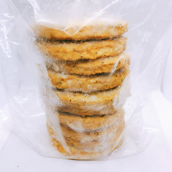 Promo - 2 packets x Black Pepper Chicken Patties (10pcs/pk)