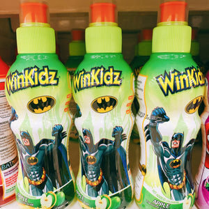 WinKidz - Flavoured Drink Apple (250ml)