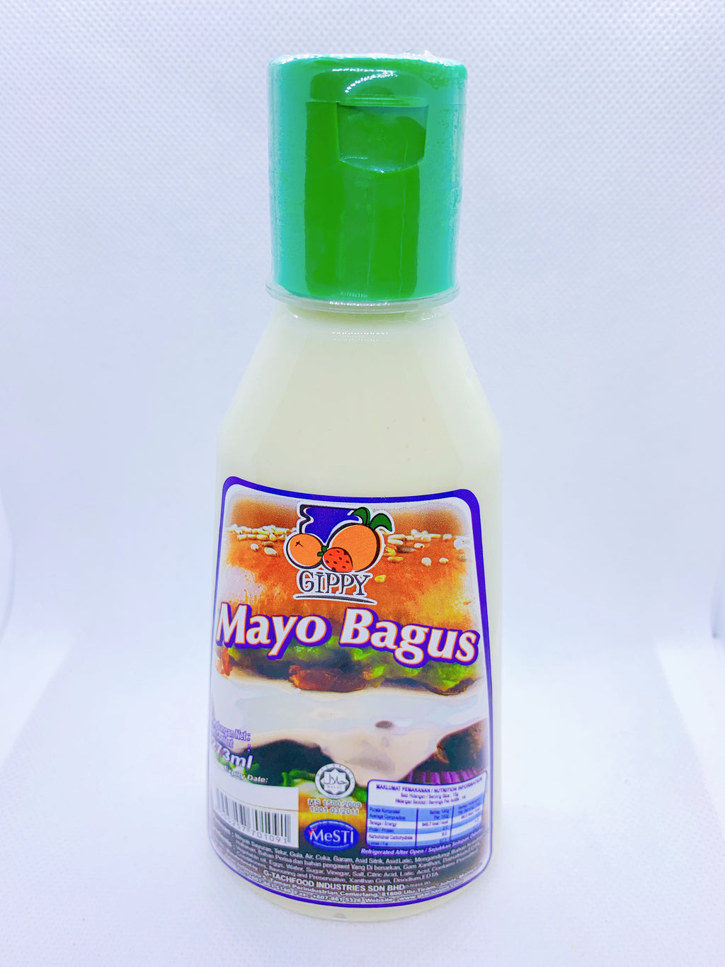 Gippy - Mayonnaise (273ml)