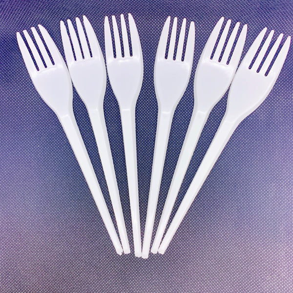 "Disposable Fork 7"" (50pcs)"