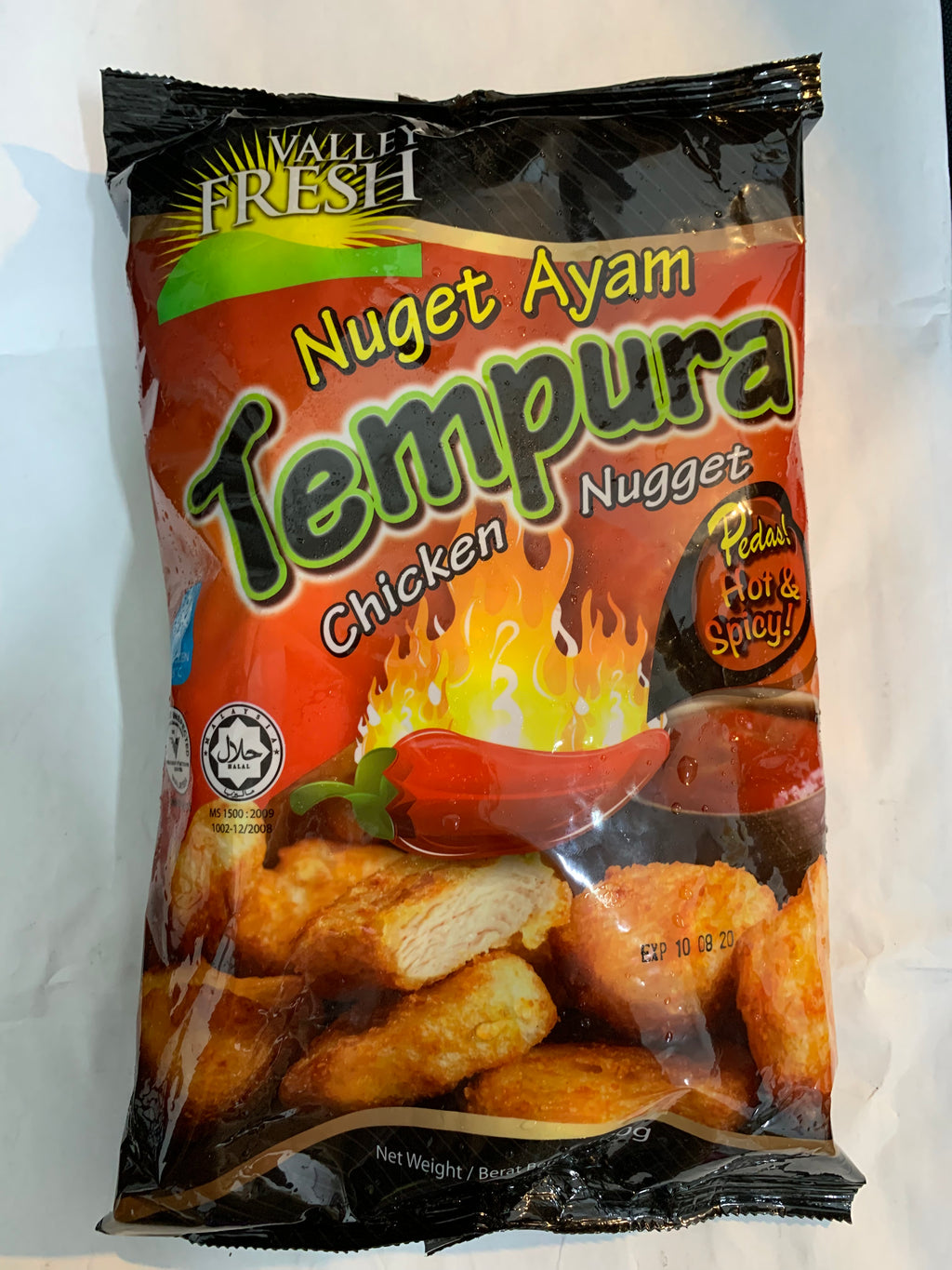 Valley Fresh - Tempura Spicy Nuggets (900g)