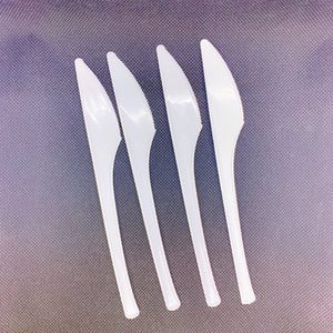"Disposable Plastic Knife 6"" (50pcs)"