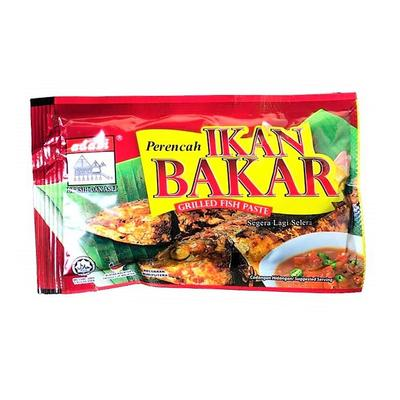Adabi - Grilled Fish Perencah Ikan Bakar Paste (70g)