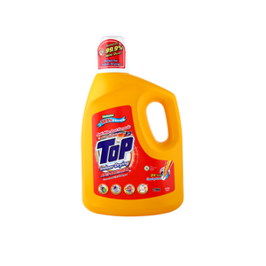 Top - Laundry Detergent Liquid Yellow (2.7kg)