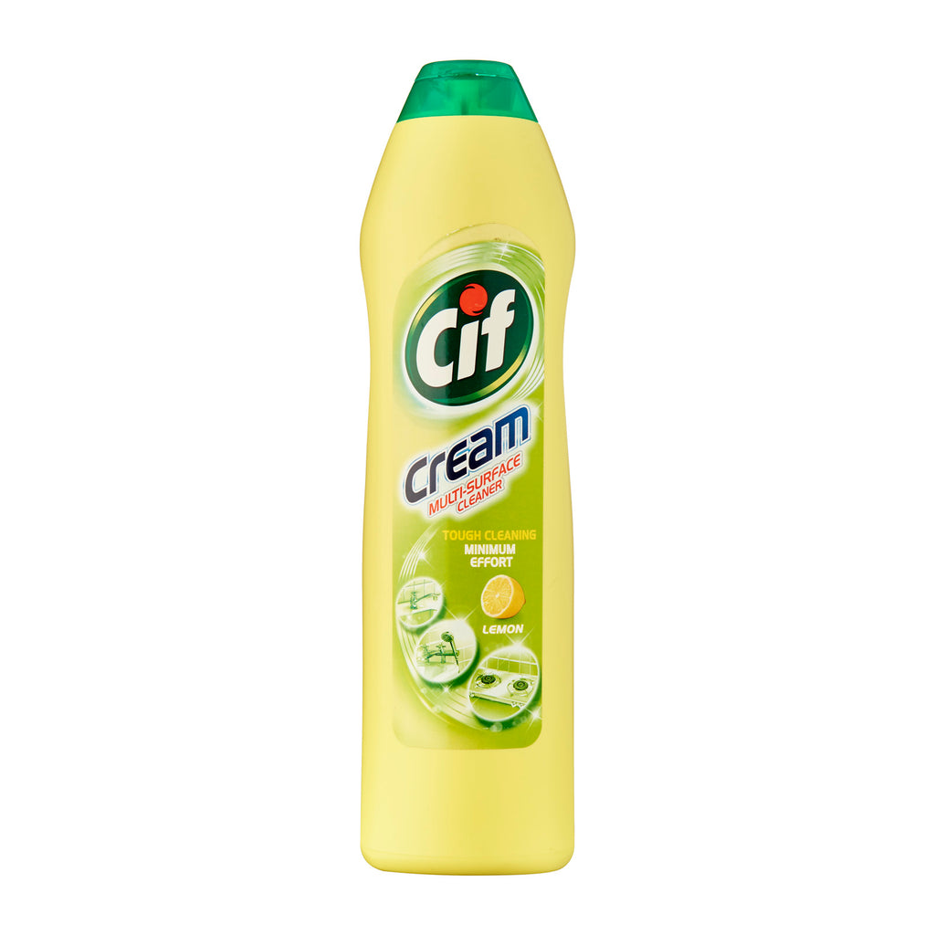 Cif - Detergent Lemon (500ml)