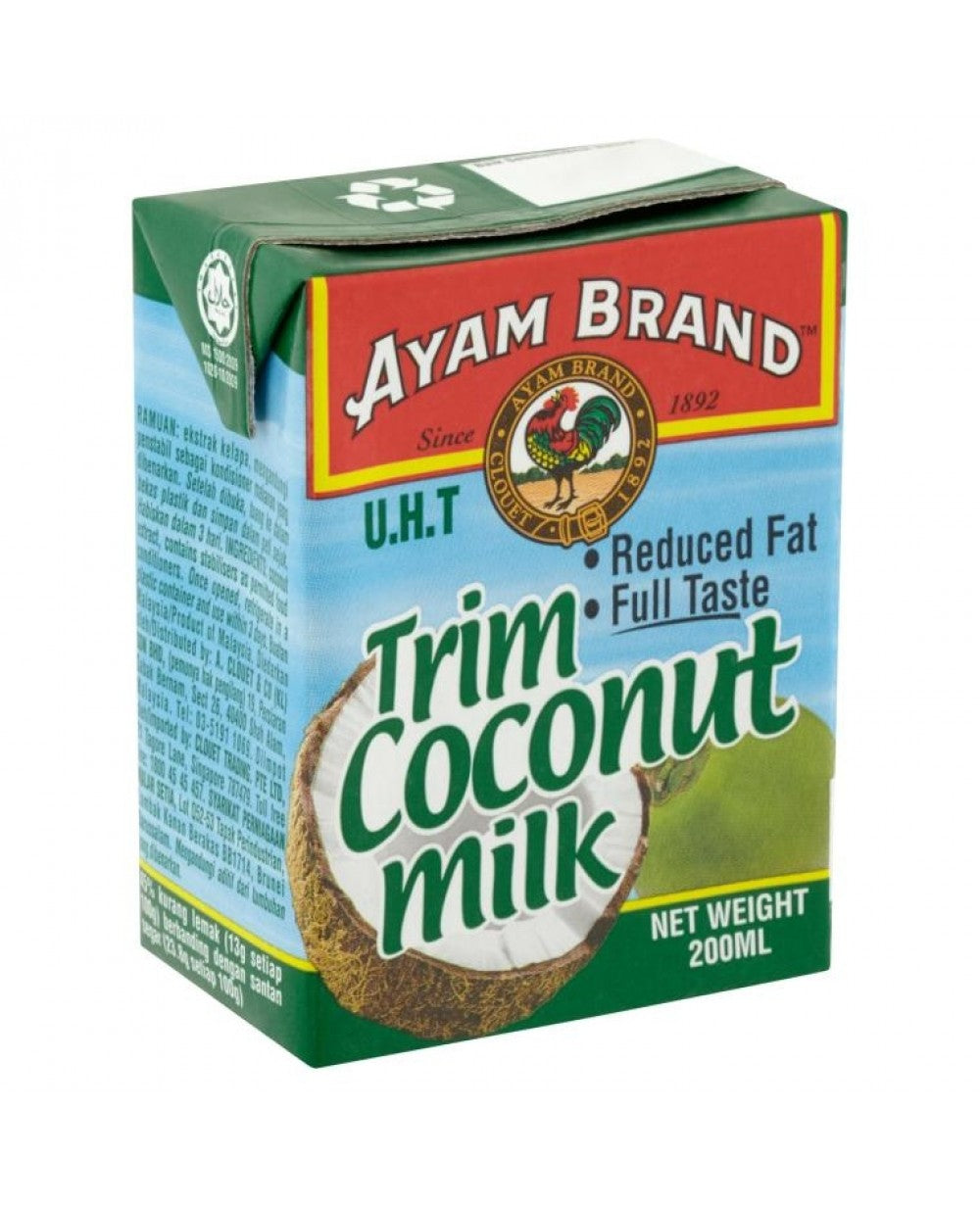 Ayam Brand - Trim Coconut Milk (200ml)