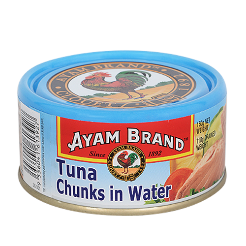 Ayam Brand - Tuna Chunk in Water (150g)