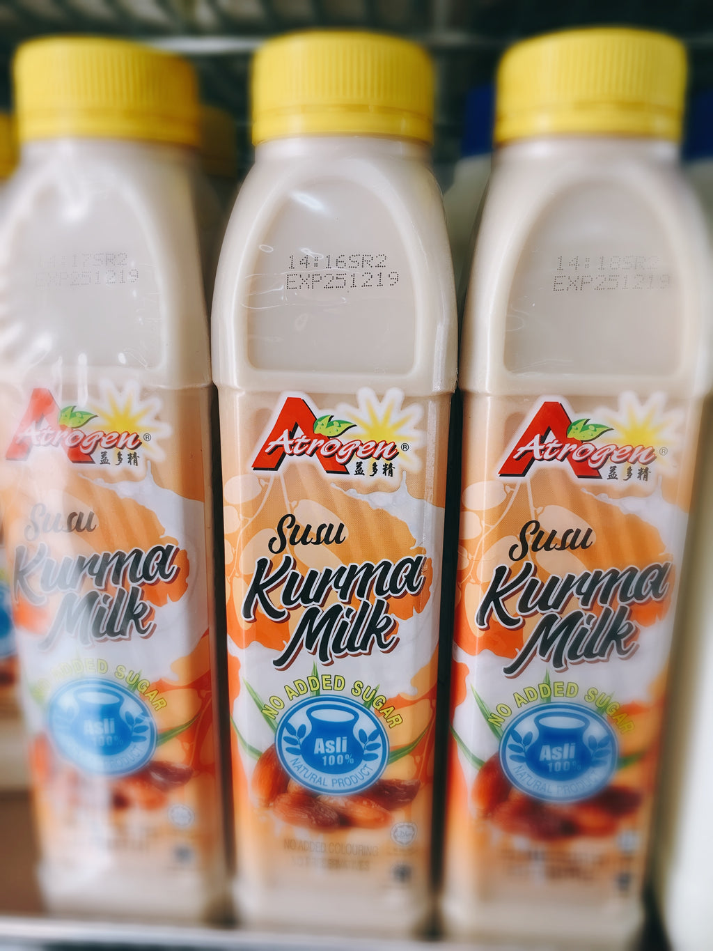 Atrogen - Susu Kurma Milk (550ml)
