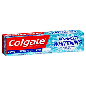 Colgate - Toothpaste Advanced White (160g)