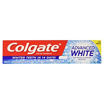 Colgate - Toothpaste Advanced White (90g)