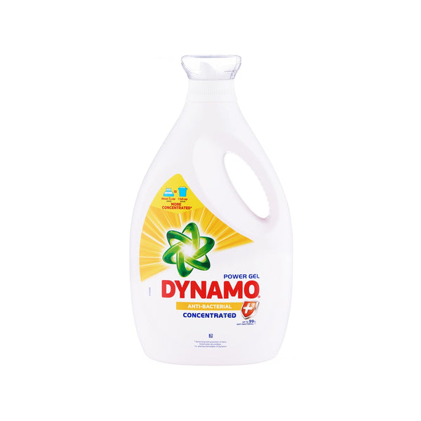 Dynamo - Liquid Detergent Yellow (2.7kg)