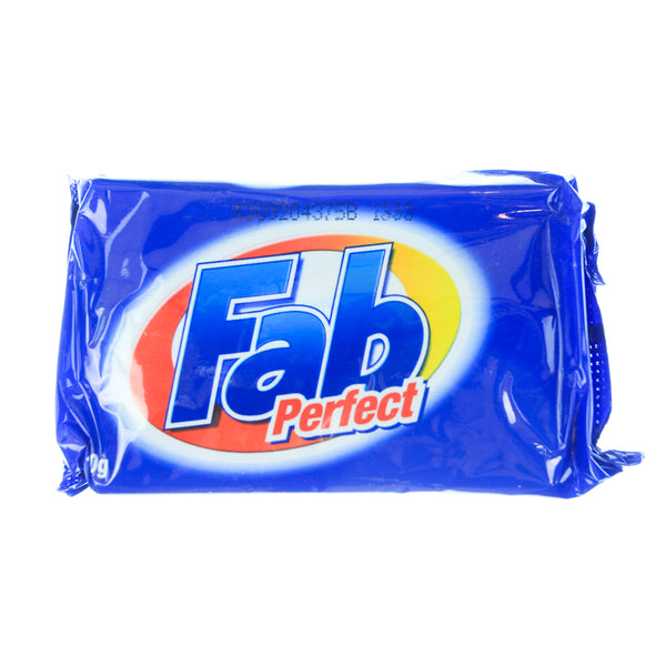 Fab - 3 packets x Laundry Bar Soap (blue) (130g)