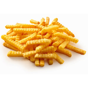 Promo - 2 packets x Crinkle Cut Fries (1kg)