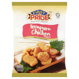 First Pride - Tempura Chicken Nuggets (800g)