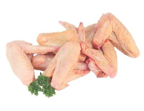 Frozen Chicken Wings (15kg)