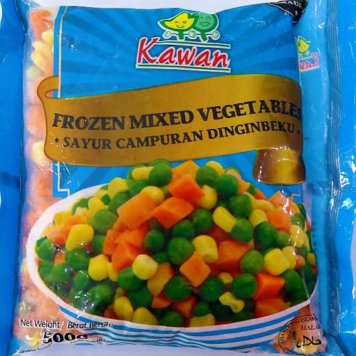 Kawan - Mixed Vegetable (500g)