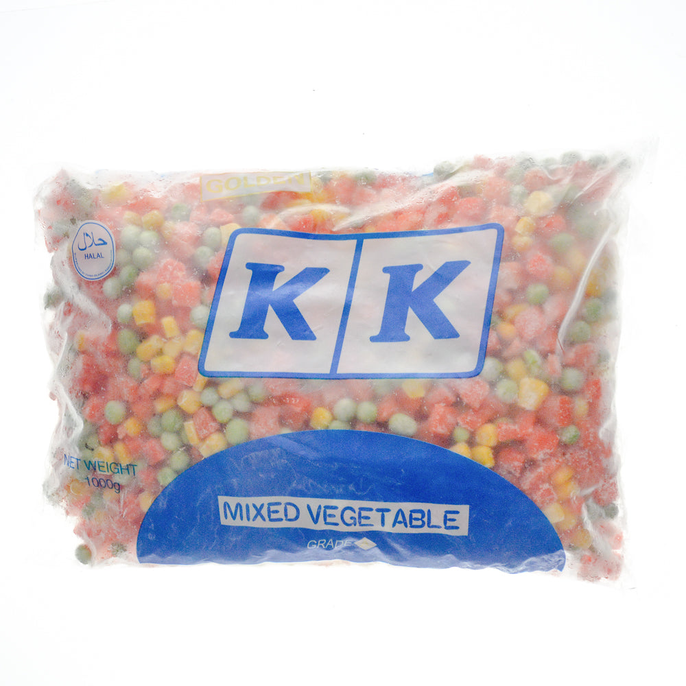 KK - Mixed Vegetables (500g)