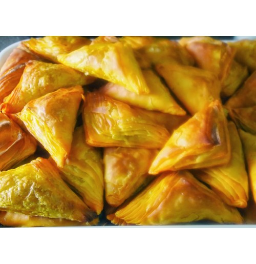 Mini Curry Puff (8pcs)