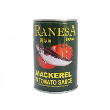 Ranesa - Mackerel in Tomato Sauce (425g)