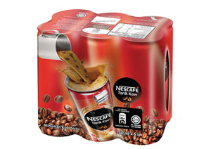 Nescafe - Milk Coffee Drink Tarik (240ml) x 6
