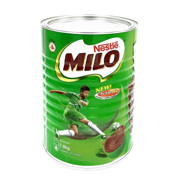 Nestle - Milo in Tin (1.8kg)