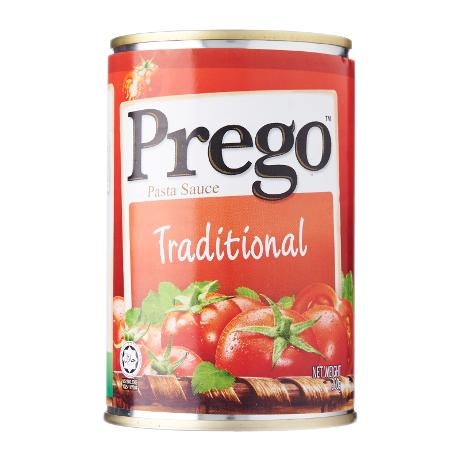 Prego - Traditional Sauce (300g)