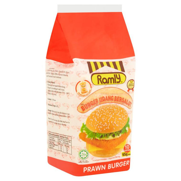 Ramly - Prawn Burger (650g)