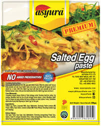 Asyura Paste - Salted Egg (200g)