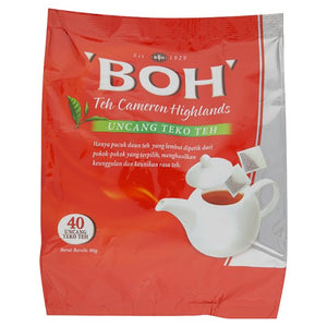 BOH - Tea Cameron Highlands (80g x 40potbags)