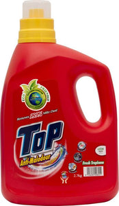 Top - Laundry Detergent Liquid Red (2.7kg)