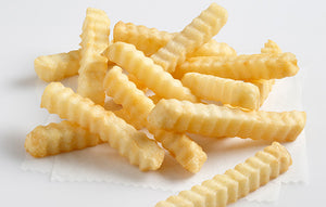 Nikmart - Crinkle Cut Fries (1kg)