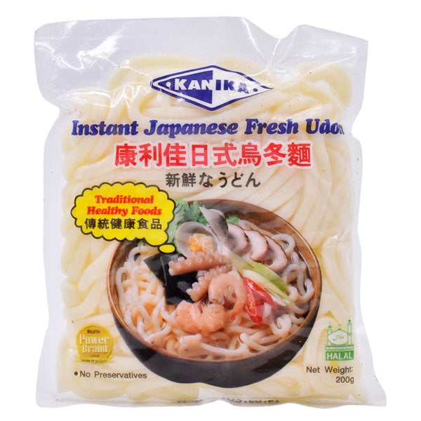 Promo - 3 packets x Instant Japanese Fresh Udon (200g)