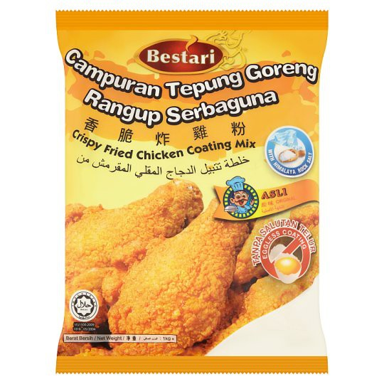 Bestari - Fried Chicken Coating Original (1000g)