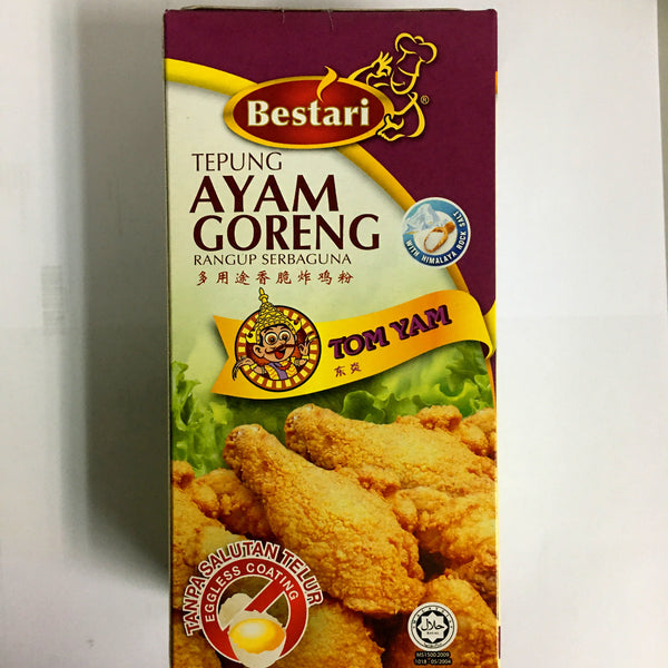 Bestari - Fried Chicken Coating Tom Yum (150g)