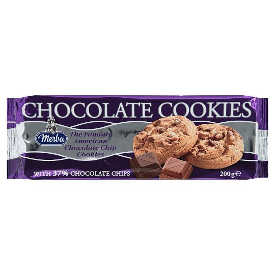 Merba - Chocolate Cookies (200g)