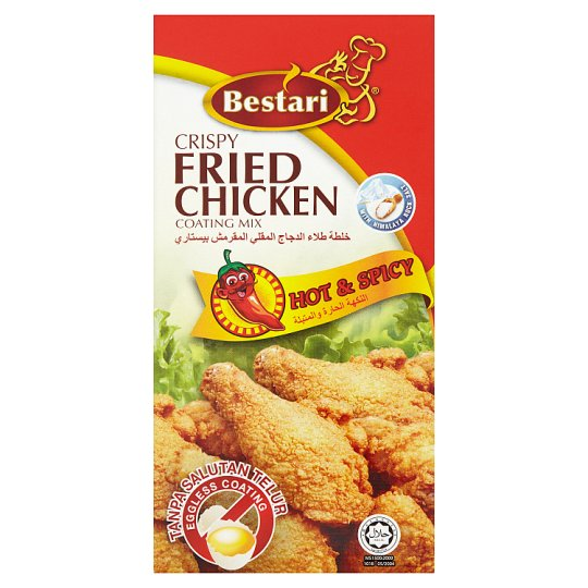 Bestari - Fried Chicken Coating Hot & Spicy (150g)