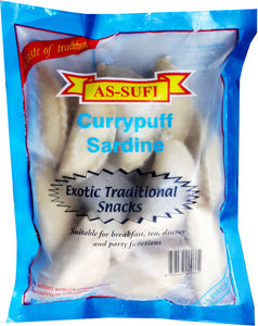 As Sufi - Curry Puff Sardine (500g)