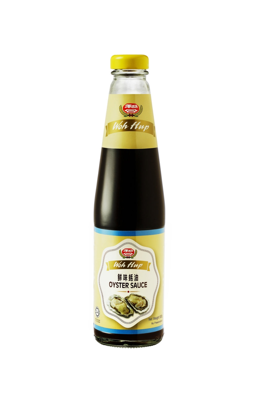 Woh Hup - Oyster Sauce (500g)