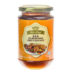 Woh Hup - Sweet & Sour Sauce (350g)